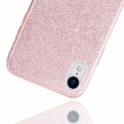 Etui Glitter SAMSUNG GALAXY A50 różowe