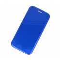 Etui portfel Flip Hybryda LG K10 2017 niebieskie