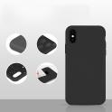 Etui Silicone Case elastyczne silikonowe SAMSUNG GALAXY S8 granatowe