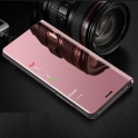 Etui z klapką Clear View Cover HUAWEI P30 PRO różowe