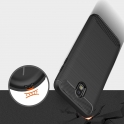 Etui Carbon SAMSUNG J7 2017 czarne