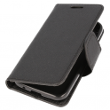 Etui portfel Fancy IPHONE XS Max czarne