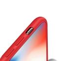 Etui Silicone Case elastyczne silikonowe SAMSUNG GALAXY S9 granatowe