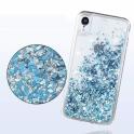 Etui Liquid SAMSUNG GALAXY S9 niebieskie