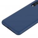 Etui Silicone Case elastyczne silikonowe HUAWEI P20 LITE czarne