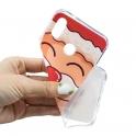 Etui Slim Art HUAWEI P20 LITE Uroczy Święty Mikołaj