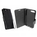 Etui portfel Fancy SAMSUNG A530 GALAXY A5/A8 2018 czarne