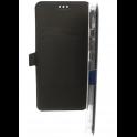 Etui Flip Rubber SAMSUNG GALAXY A8+ 2018 granatowe
