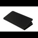 Etui portfel Flip magnet  HUAWEI  Y5 2018 czarne
