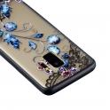 Etui Slim Art  SAMSUNG S9 motyl i kwiat