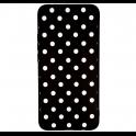 Etui Slim case Art SAMSUNG GALAXY A9 2018 kropki