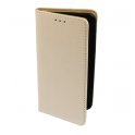 Etui portfel Flip Magnet HUAWEI Y5 2019 złote