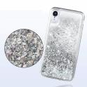 Etui Liquid SAMSUNG GALAXY  S10+ S10 PLUS srebrne