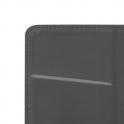 Etui portfel Flip Magnet SAMSUNG GALAXY S10e granatowe