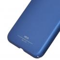 Etui MSVII Iphone XS Max niebieskie