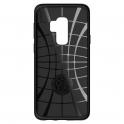 SPIGEN SGP  Etui Spigen rugged armor Samsung S9+ czarny 593CS22921