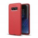 Etui Skin Lux SAMSUNG S8+ czerwone