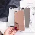 Etui Lustro Mirror Anti shock SAMSUNG GALAXY S8 różowe