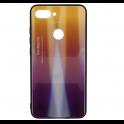 Etui Glass Rainbow XIAOMI MI 8 LITE fioletowe