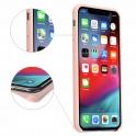 Etui Silicone Case elastyczne silikonowe SAMSUNG GALAXY J7 2017 różowe