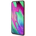 Smartfon Samsung Galaxy A40 A405F DS 4/64GB - coral
