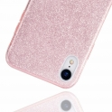 nemo Etui SAMSUNG GALAXY A71 Brokat Glitter różowe
