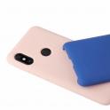 Etui Silicone Case elastyczne silikonowe XIAOMI REDMI 6 różowe