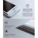 3MK hard glass max Samsung Note 8 czarny