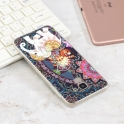 Etui Slim Case Art Samsung J6 2018 kwiat i słoń