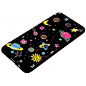 Etui Slim case Art SAMSUNG GALAXY S10e różowe planety