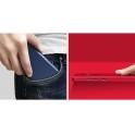 Etui MSVII Samsung S9 niebieskie