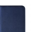 Etui Flip magnet Huawei P Smart granat