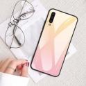 nemo Etui Glass SAMSUNG GALAXY A50 różowe