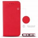 Etui portfel Flip Magnet XIAOMI REDMI 7 czerwone