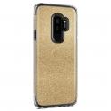 Etui glitter SAMSUNG G960 S9 złoty