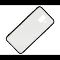 Etui Glass SAMSUNG A6 2018 białe