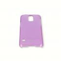Etui Polaroid hard slim iPhone 5 fioletowe