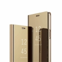 Etui SAMSUNG GALAXY S20 Clear View Cover z klapką złote