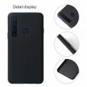 nemo Etui Silicone Case elastyczne silikonowe SAMSUNG GALAXY A9 2018 czarne