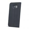 Etui smart look Samsung A8+ 2018 czarny magnetyczny