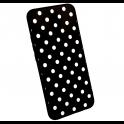 Etui Slim case Art SAMSUNG GALAXY A7 2018 kropki
