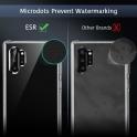 Mercedes Etui Jelly case Mercury SAMSUNG GALAXY NOTE 10 transparentne