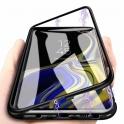 Etui Magnetic 3w1 360 XIAOMI REDMI NOTE 8 czarne