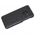 Etui Slim Art leather crocodile SAMSUNG GALAXY S9 G960 czarne