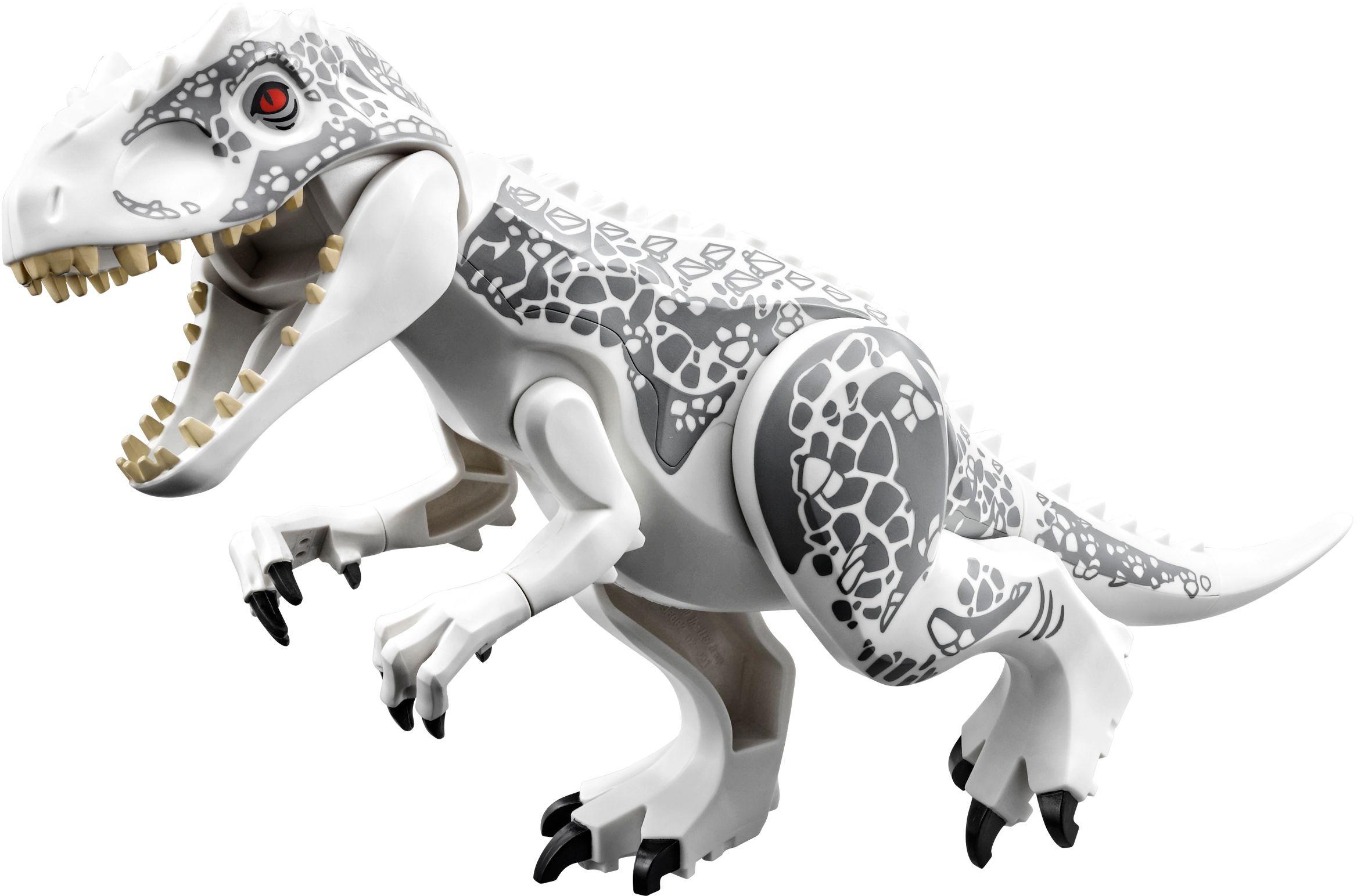 Klocki Lego Jurassic Park Indominus Rex Na Wolności 75919 Archiwum