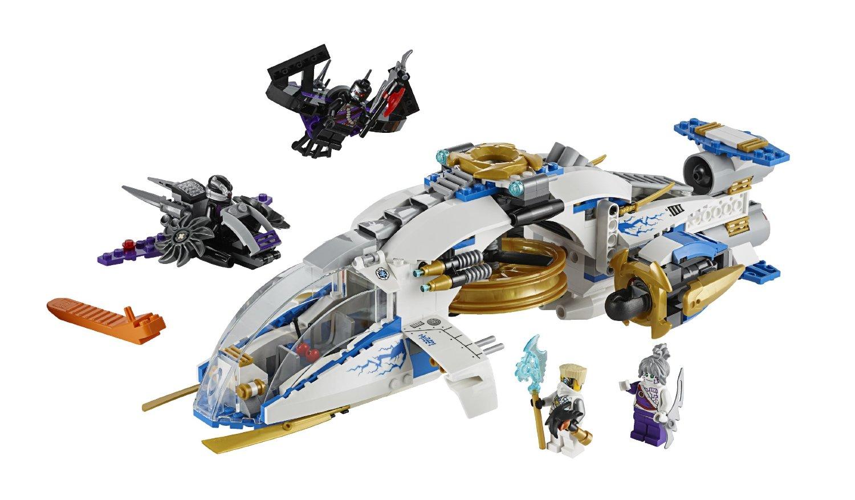 Klocki Ninjakopter Lego Ninjago 70724 Nieaktywne Sklep