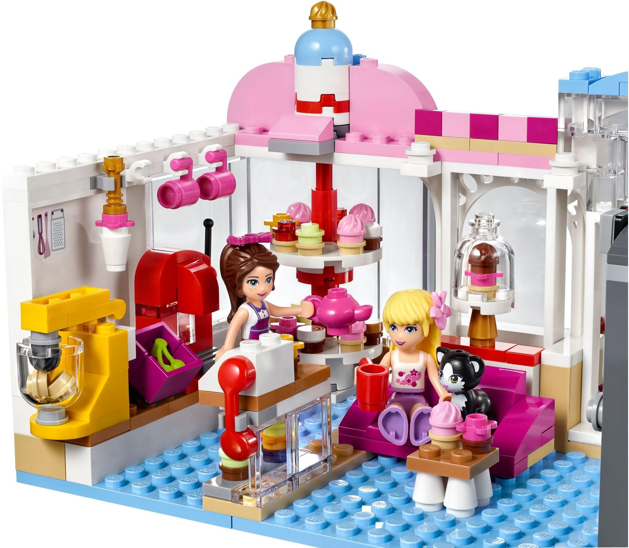 Klocki Lego Friends Cukiernia W Heartlake 41119 Archiwum Do Końca