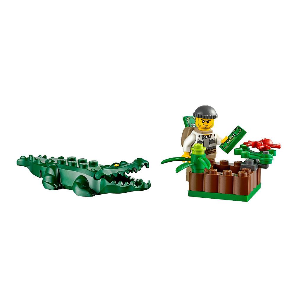 Klocki Policja Wodna Lego City 60066 Nowość 2015 Archiwum Do Końca