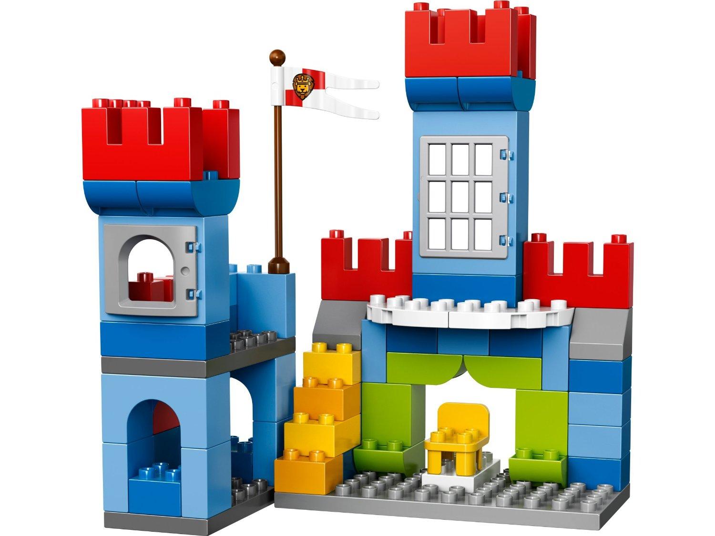 Klocki Zamek Królewski Lego Duplo 10577 Archiwum Do Końca 2016