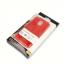 Etui Polaroid soft slim iPhone 6 czerwone